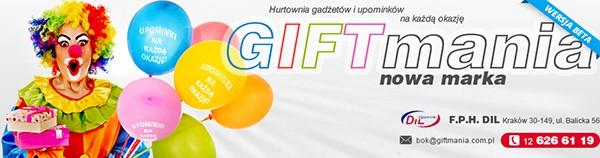 Platforma Zakupowa GIFTmania